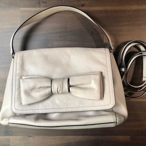 EUC Kate Spade Buttery Leather Blush Pink Purse
